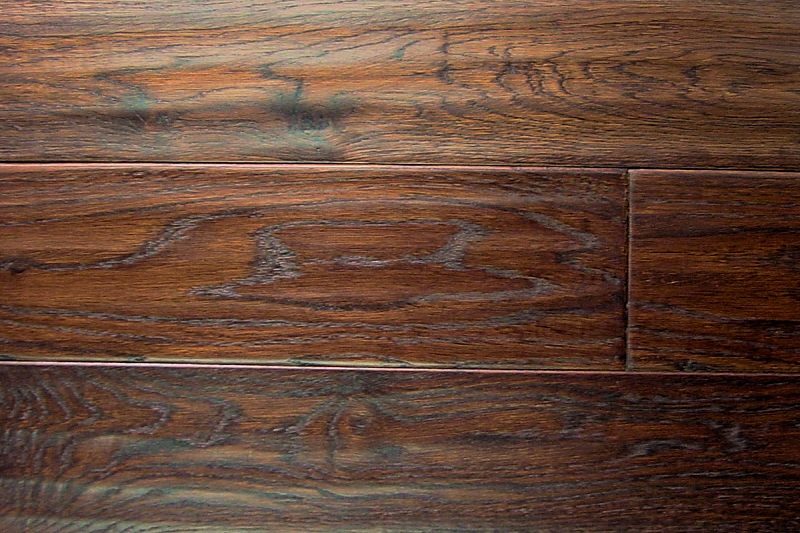 Beautiful hand scrapped hardwood floors for Hand scraped wood floors