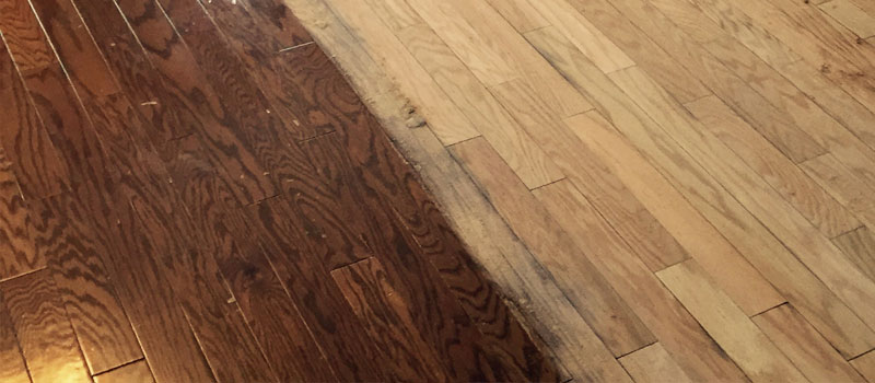 Hardwood Refinishing