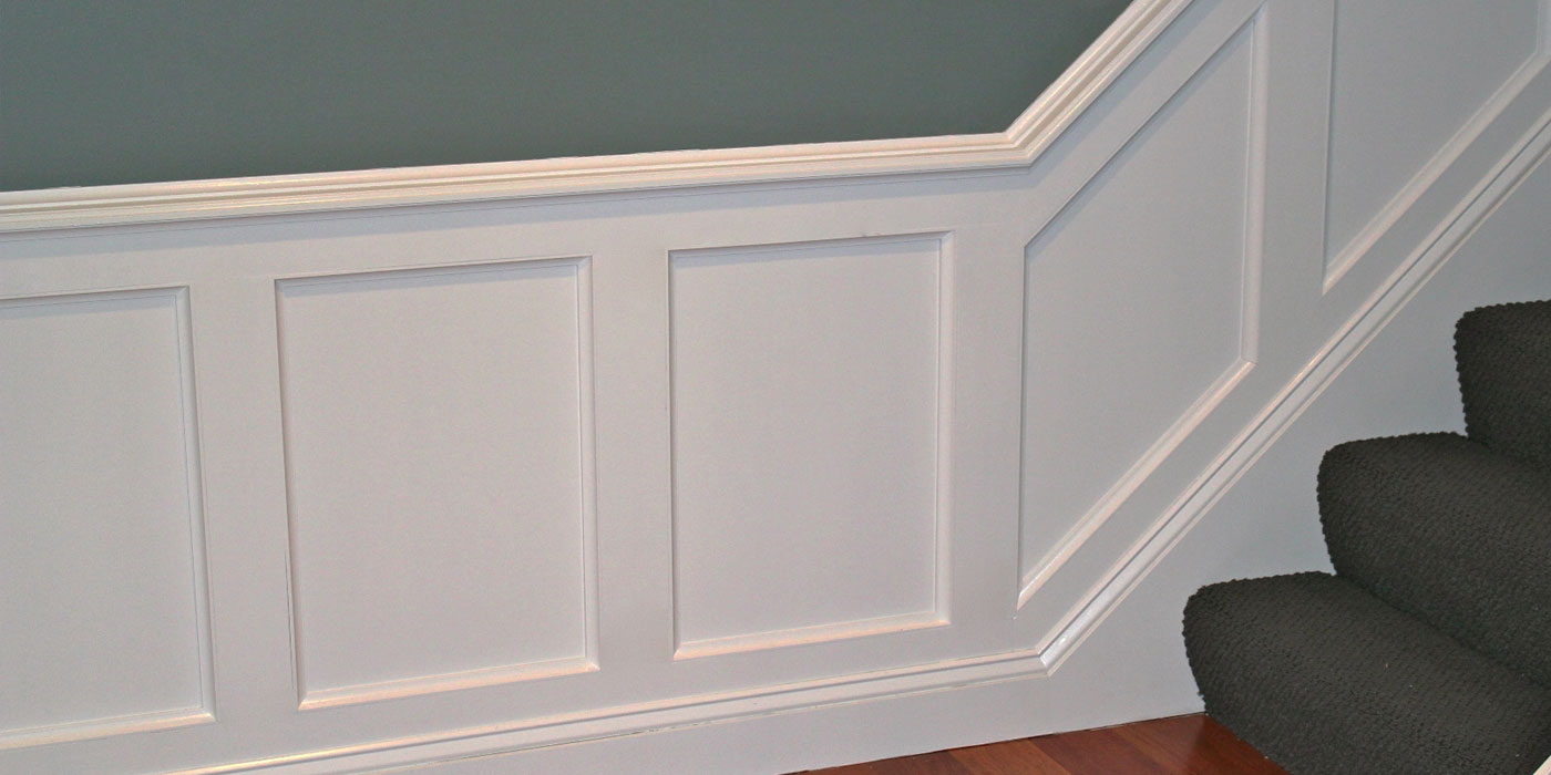 Wainscoting Is Not Beadboard