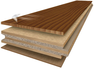 Engineered Wood Layers