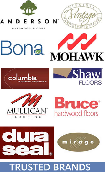 Trusted Hardwood Brands