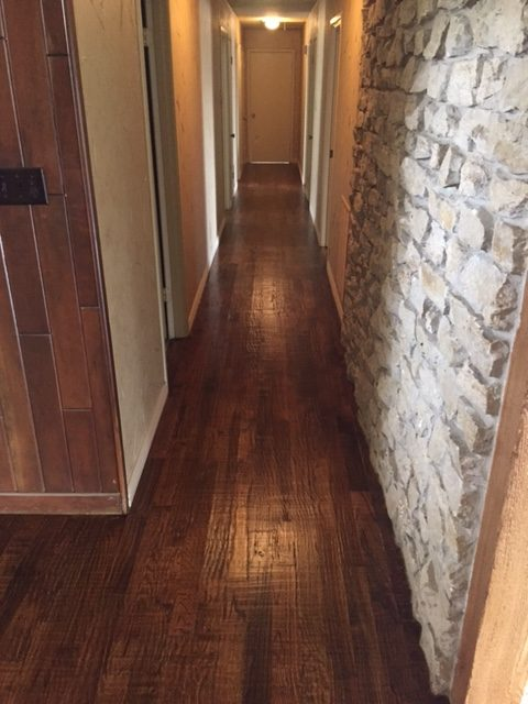 Hardwoods in the Hallway