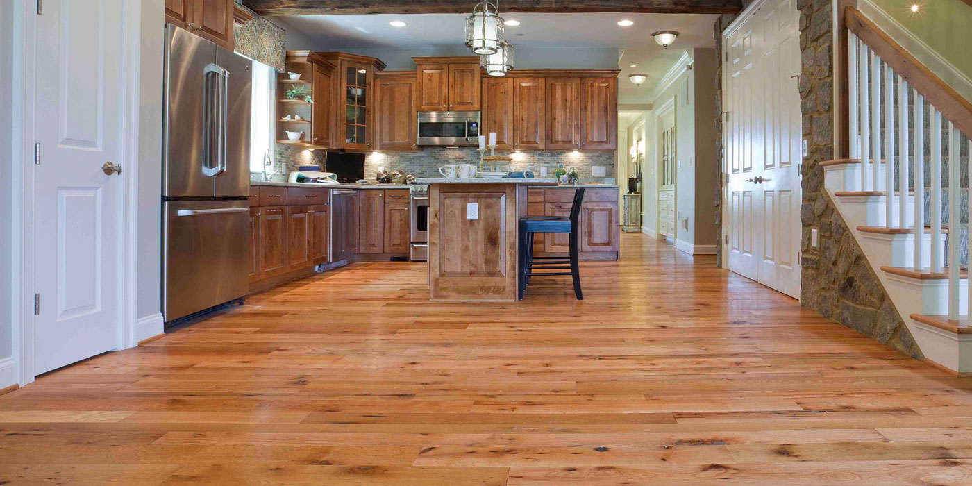 The importance of reclaimed wood flooring for Reclaimed hardwood flooring