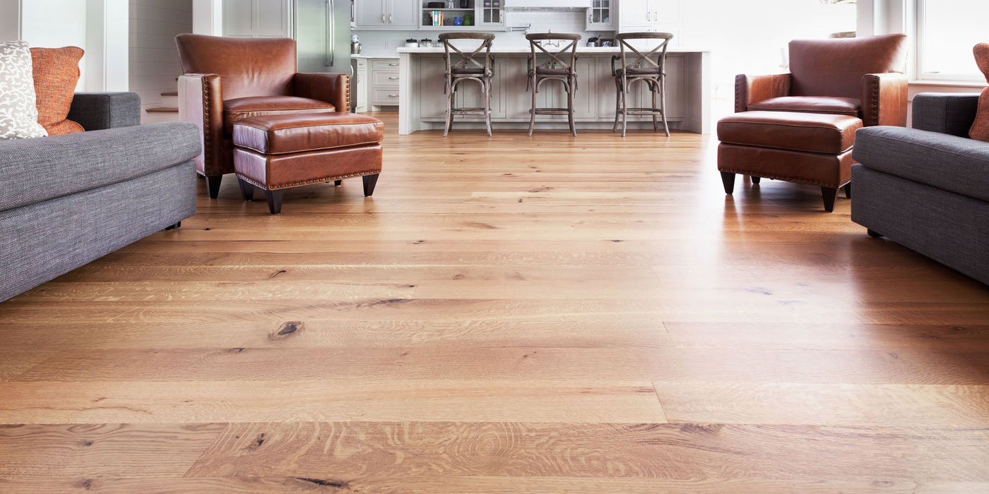 Wide Plank Hardwood Floors Old Meets New