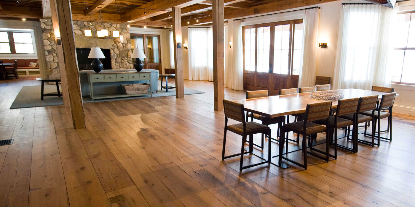 Hot wide plank floors for your fort worth home