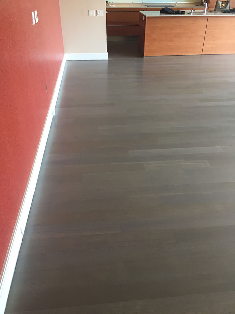 Living Room - Dallas Hardwood Refinish