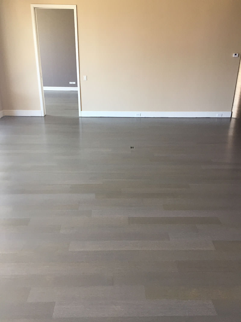 Living Room - Dallas Hardwood Refinish