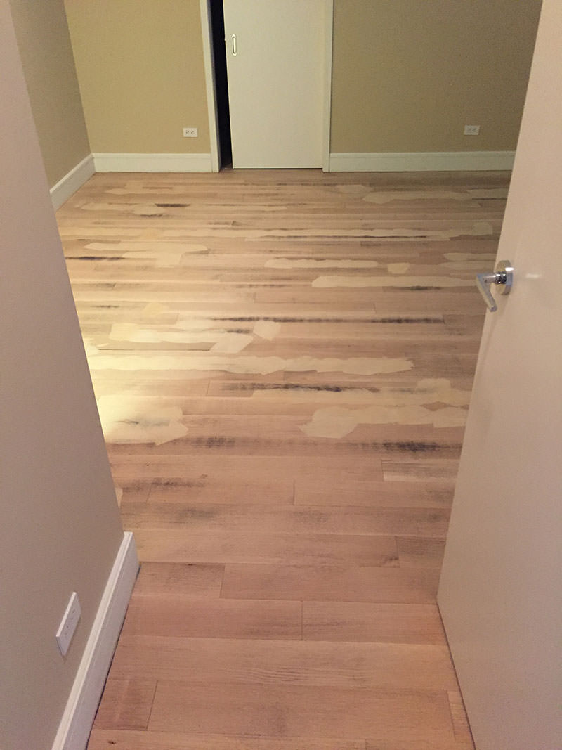 Sand Hardwood Floors